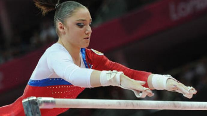 Mustafina ends Russian gymnastics gold drought