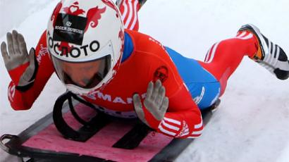 Tretiakov becomes first Russian to win skeleton world champs