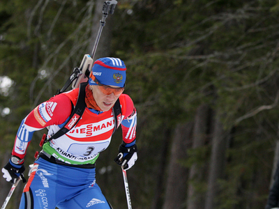Five biathletes to represent Russia at Race of Champions
