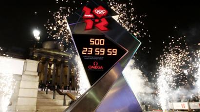 London starts countdown to 2012 Olympics