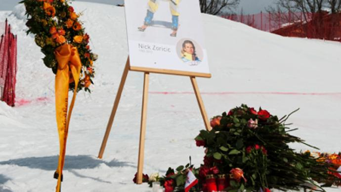 Olympic family mourns death of Canadian ski crosser