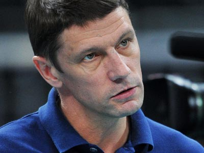 Yaroslavl bids farewell to volleyball coach Ovchinnikov
