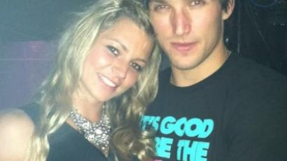 Ovechkin announces engagement to Kirilenko