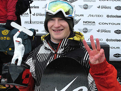 Piiroinen, Anderson claim overall wins in World Snowboard Tour