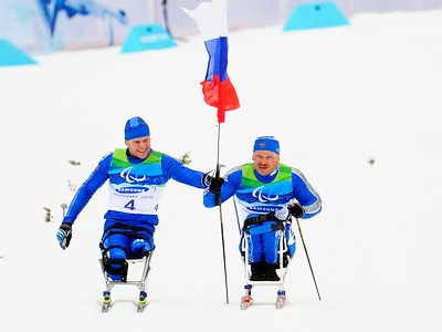 Paralympic heroes receive awards in Moscow