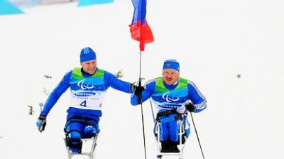 Russian Paralympic hero commits suicide