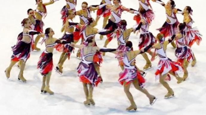 Russia pins high hopes for team figure skating