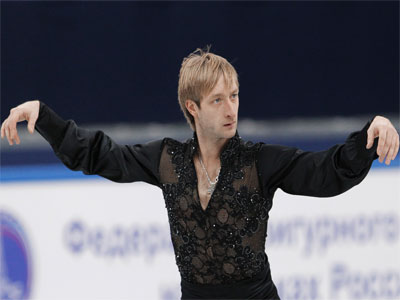 Pluschenko withdraws from figure skating Euros