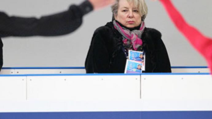 Coaching legend begs Putin to save Russian figure skating