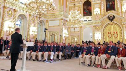 Sochi Paralympics countdown launched on Red Square