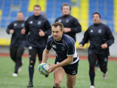 Russian rugby team bids farewell to New Zealand