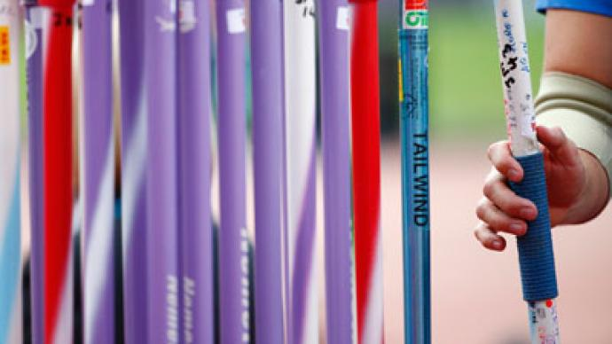Referee dies after javelin accident at athletics meet