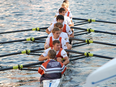 Russian rowers on top at home World Cup event