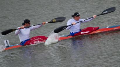 Russian canoeists and kayakers aiming high at London Olympics