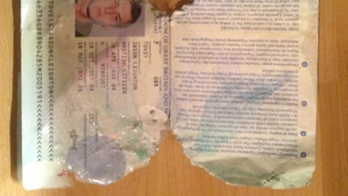 Rugby star forced to miss match after dog eats passport