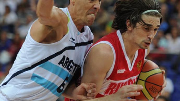 Russia get hands on basketball bronze