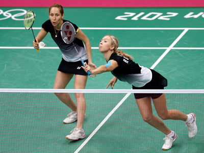 Russia snatches badminton bronze
