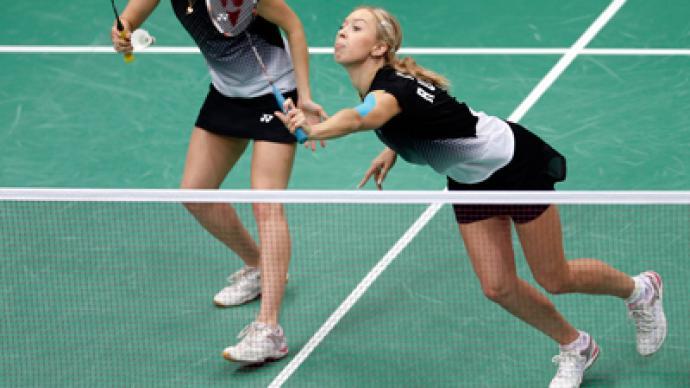 Russia snatches badminton bronze