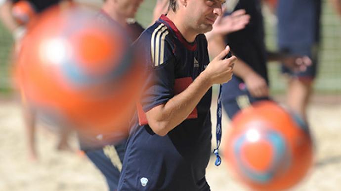 Russia reach final of Beach Soccer World Cup