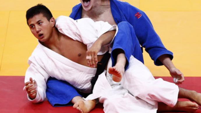 Russia takes third judo medal
