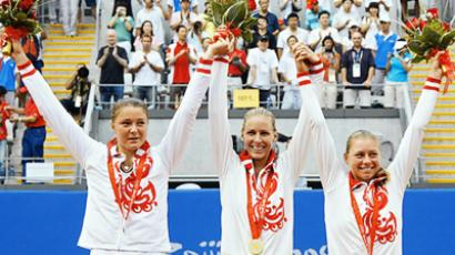 Russia's Olympic boss aiming for top three in London 2012