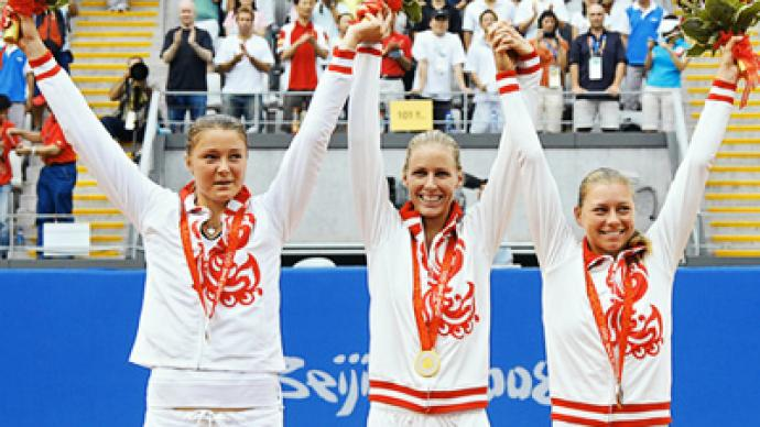 Russia seen as London 2012 favorites