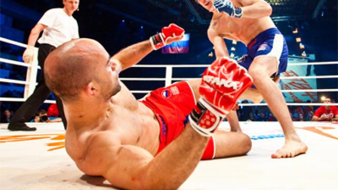Russia head and shoulders above the rest at home martial arts fest