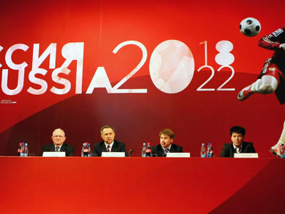 """Give Russia a chance: you'll never regret it"" – sports minister"