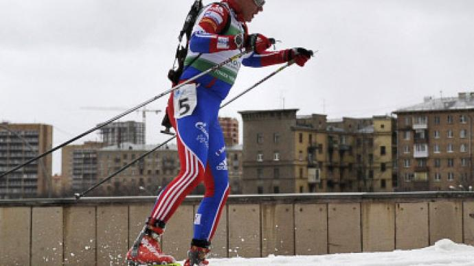 Russian biathlon captain seriously injured in season start
