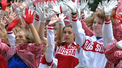 Putin to see Team Russia off to London 2012