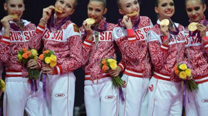 Putin awards Olympic champions (PHOTOS)