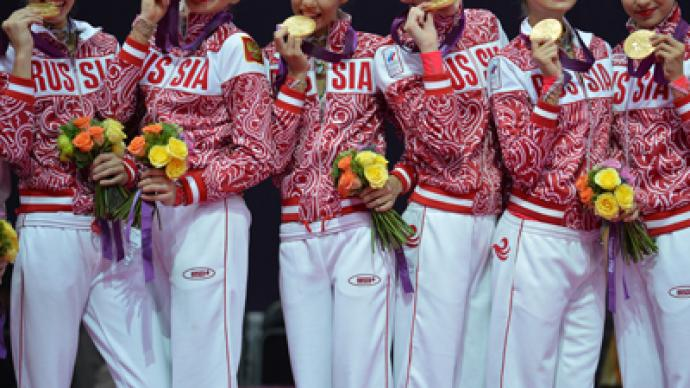 Russia fourth in London Olympics medals count