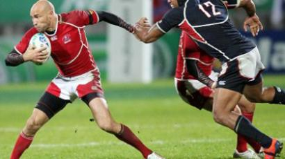 Rugby pitch adrenalin not enough for Russian players