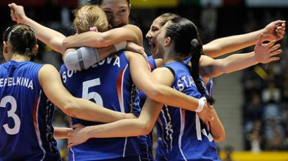 """We'll look for gold in London 2012"" – Russia's volleyball coach"