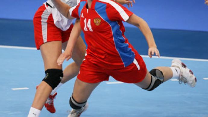 Russia grab world handball crown
