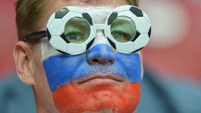 Two Russian football fans sentenced to jail in Poland
