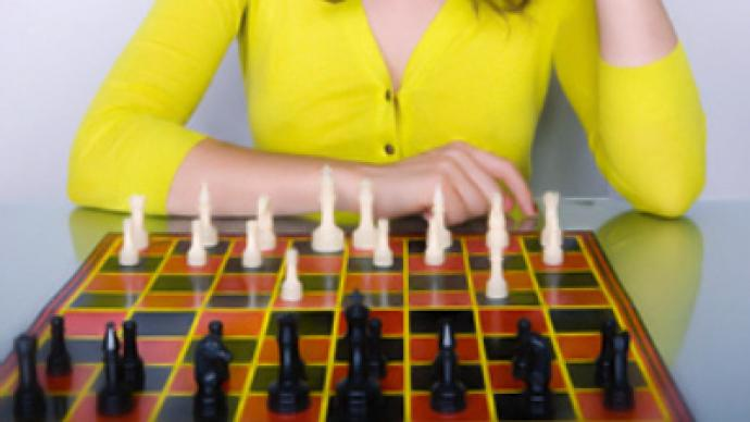 Russian claims European chess crown