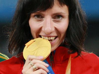 Russian named best European athlete in 2011