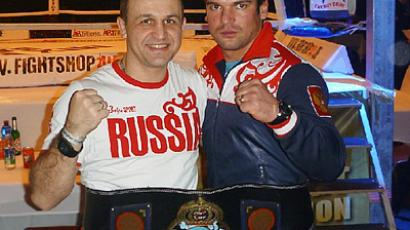 Russia's wrestling jewel looking forward to hosting world cup