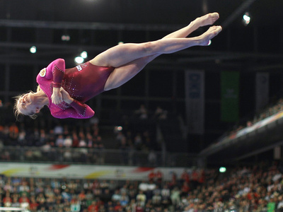 Japan keeps Gymnastics Worlds