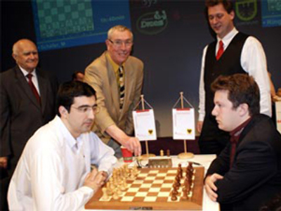 Chess grandmaster Kramnik to retire at 40