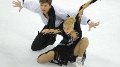 Russians claim two skating golds in Paris