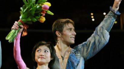 Pluschenko and Yagudin to perform at Chinese wedding