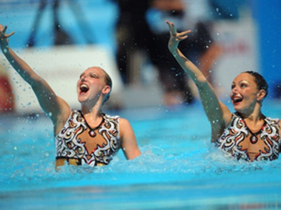Ischenko brings Russia second Euro Aquatics gold