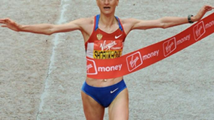 Russian triumph at London marathon