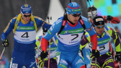 Russia kicks off biathlon season with mixed relay win