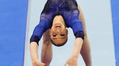 American gymnasts prove too tough for Russia