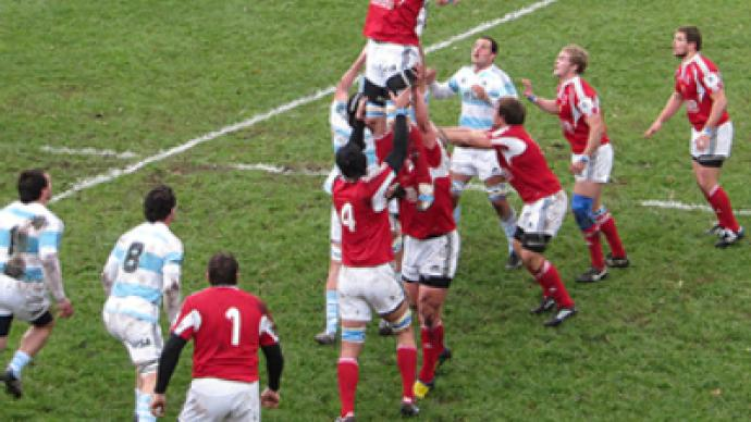 Russia's tough road to Rugby World Cup