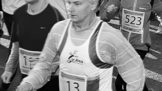 Black runners banned from Estonian marathon