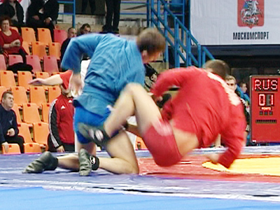 Underway to London: Russian women wrestlers decide domestic champs